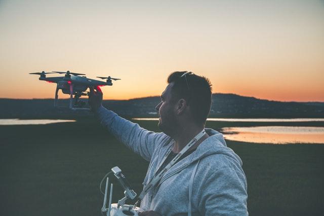 come-pilotare-drone