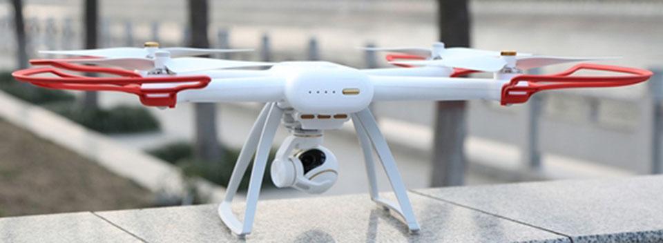 Recensione e opinioni Xiaomi Mi drone 4k
