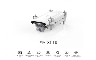 Fimi X8 SE recensione del drone a basso costo adatto a tutti