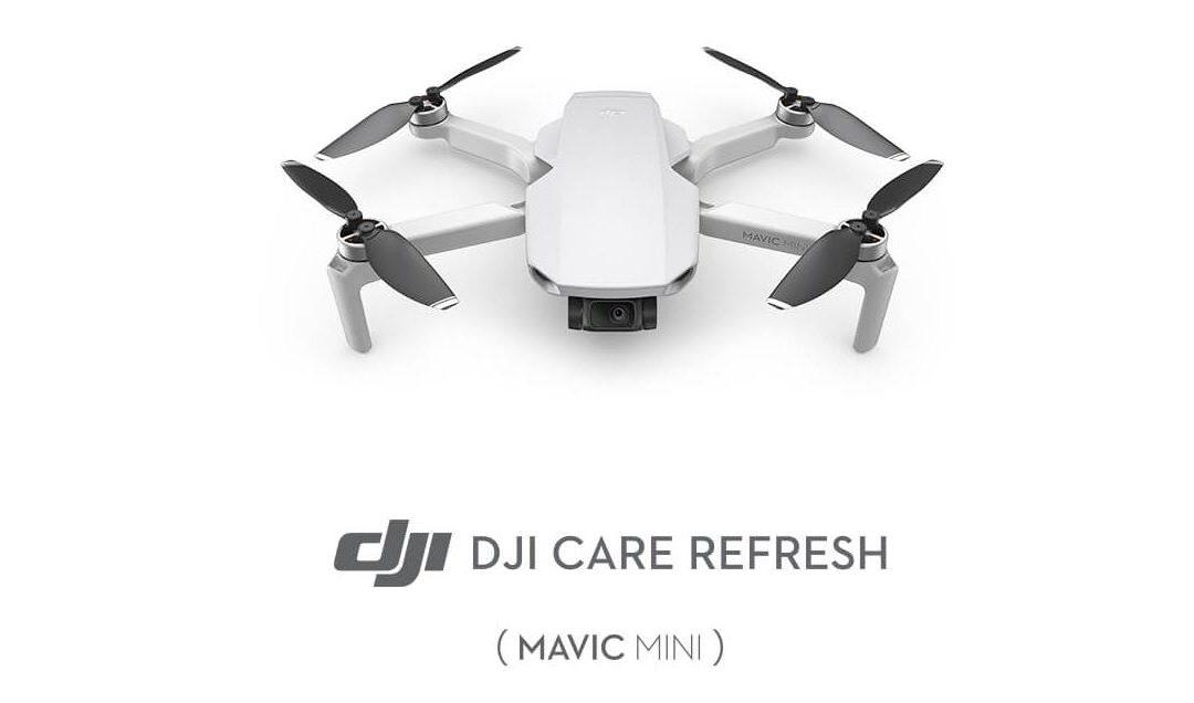 DJI Care Refresh Mavic Mini: l'assicurazione per il piccolo Mavic